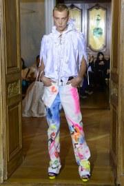 Ronald van der Kemp Fall 2017 Couture Look 15