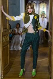 Ronald van der Kemp Fall 2017 Couture Look 17