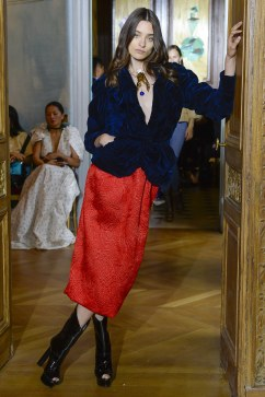 Ronald van der Kemp Fall 2017 Couture Look 18