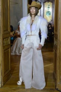 Ronald van der Kemp Fall 2017 Couture Look 19