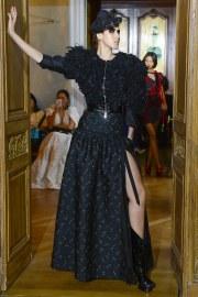 Ronald van der Kemp Fall 2017 Couture Look 22