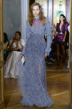 Ronald van der Kemp Fall 2017 Couture Look 6
