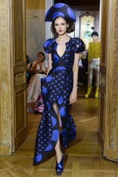 Ronald van der Kemp Fall 2017 Couture Look 7