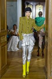 Ronald van der Kemp Fall 2017 Couture Look 9