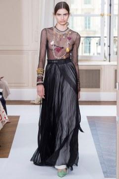 Schiaparelli Fall 2017 Couture Look 19