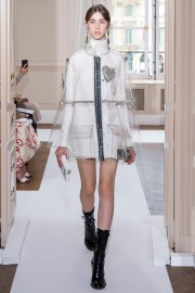 Schiaparelli Fall 2017 Couture Look 3