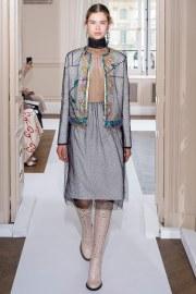 Schiaparelli Fall 2017 Couture Look 4