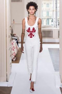 Schiaparelli Fall 2017 Couture Look 6