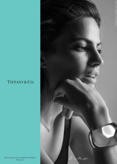 Tiffany & Co. Fall 2017 Campaign-Cameron Russell-1