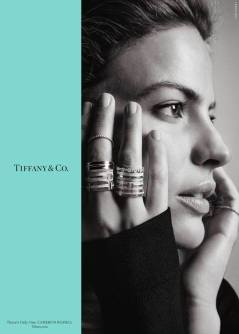 Tiffany & Co. Fall 2017 Campaign-Cameron Russell-2