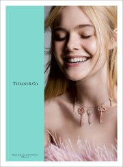 Tiffany & Co. Fall 2017 Campaign-Elle Fanning