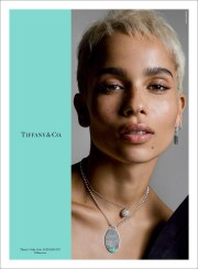 Tiffany & Co. Fall 2017 Campaign-Zoe Kravitz