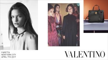Valentino Fall 2017 Campaign-2