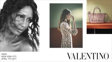 Valentino Fall 2017 Campaign-7