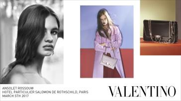 Valentino Fall 2017 Campaign-9