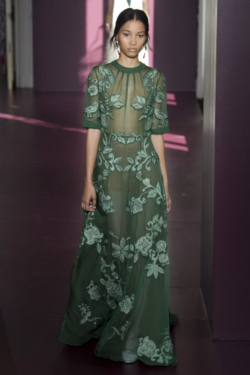 Valentino Fall 2017 Couture Look 52