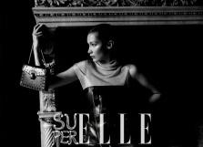 Bella Hadid Super ELLE China Fall 2017-2