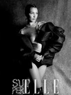 Bella Hadid Super ELLE China Fall 2017-6