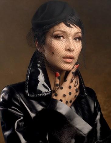 Bella Hadid Vogue Arabia September 2017-1