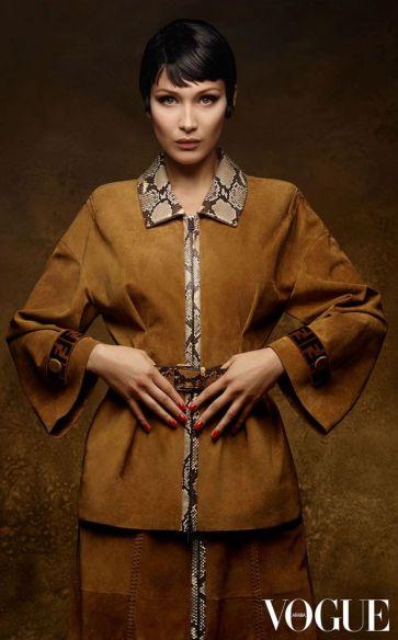 Bella Hadid Vogue Arabia September 2017-2