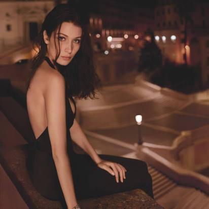 Bvlgari 'Goldea The Roman Night' Fragrance 2017 Campaign-2