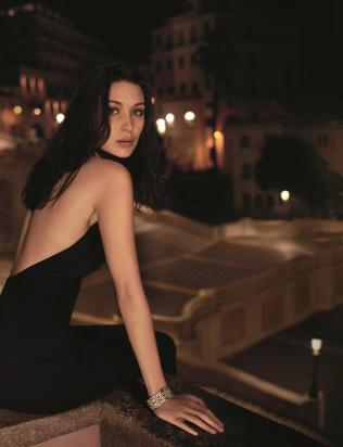 Bvlgari 'Goldea The Roman Night' Fragrance 2017 Campaign