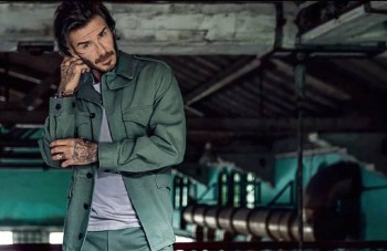 David Beckham Esquire China August 2017-2