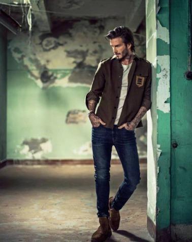 David Beckham Esquire China August 2017-3