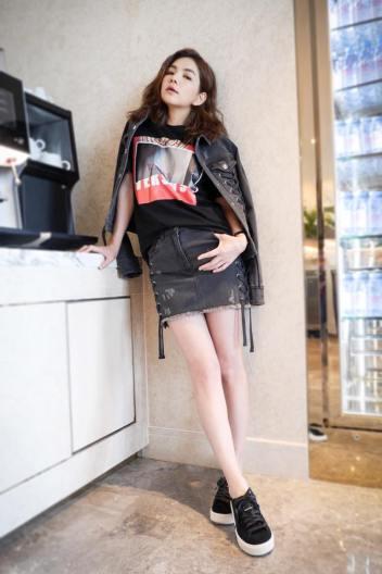 Ella Chen in Versus Versace X Zayn-1