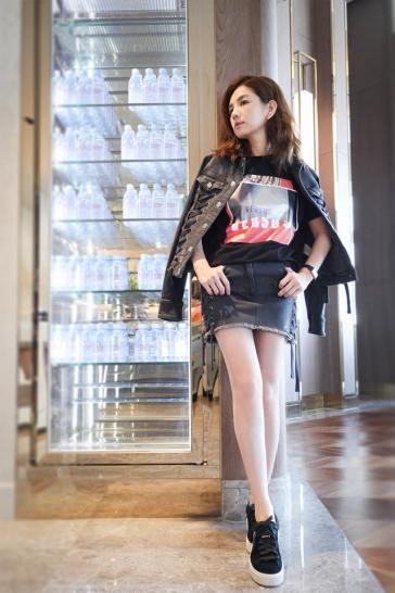 Ella Chen in Versus Versace X Zayn-2