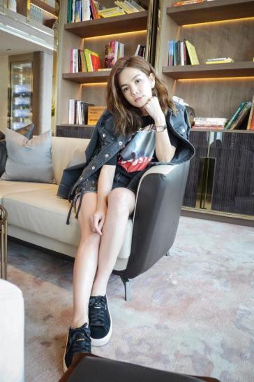 Ella Chen in Versus Versace X Zayn-3