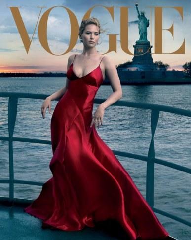 Jennifer Lawrence Vogue US September 2017-5