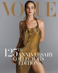 Jennifer Lawrence Vogue US September 2017 Cover C