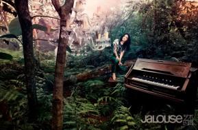 Mavis Fan Jalouse Magazine 2013-1