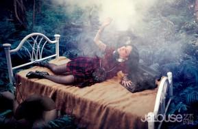 Mavis Fan Jalouse Magazine 2013-2