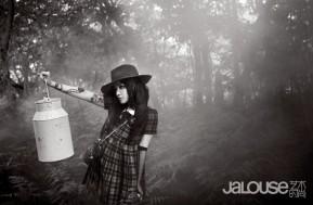 Mavis Fan Jalouse Magazine 2013-3
