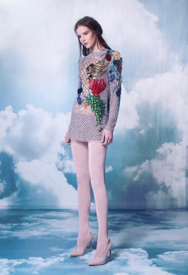 Nicolas Jebran Spring 2017 Couture