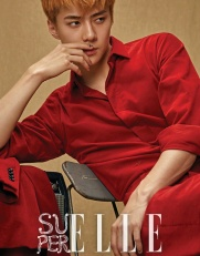 Oh Se-hun Super ELLE China Fall 2017-3