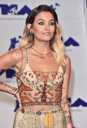 Paris Jackson in Dior Resort 2018-2