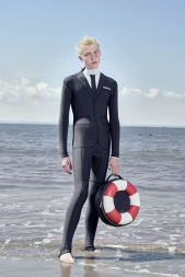 Thom Browne Technical Wetsuit Editorial-2
