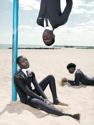 Thom Browne Technical Wetsuit Editorial-4