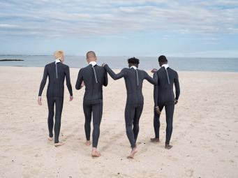 Thom Browne Technical Wetsuit Editorial-8