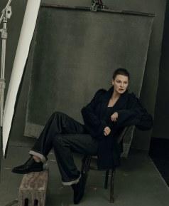 Vogue US September 2017-Linda Evangelista