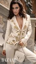 Bella Hadid Harper's Bazaar Arabia October 2017-2