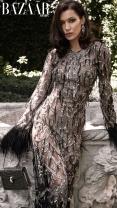 Bella Hadid Harper's Bazaar Arabia October 2017-3