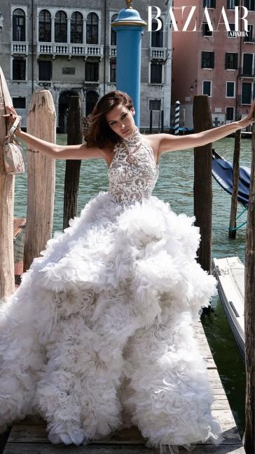Bella Hadid Harper's Bazaar Arabia October 2017-6