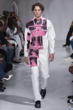 Calvin Klein Spring 2018 Look 20