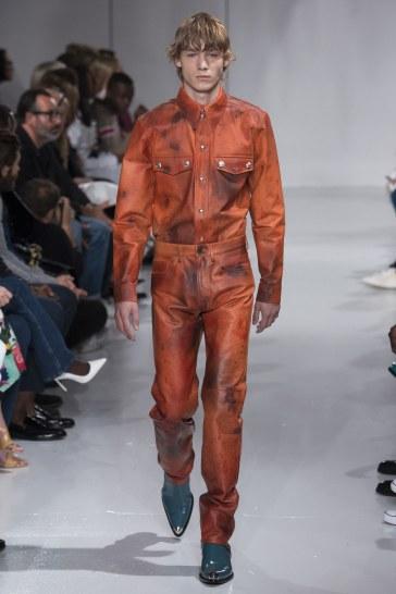 Calvin Klein Spring 2018 Look 25