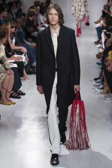Calvin Klein Spring 2018 Look 51