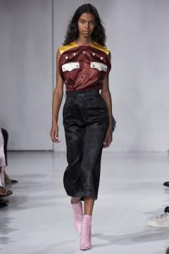 Calvin Klein Spring 2018 Look 6